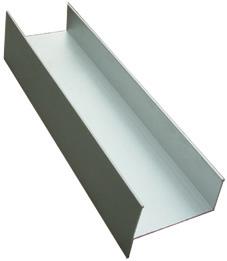 磨砂型上字铝